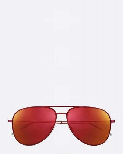 307995e48a lunettes rouges richter,lunettes infrarouges,lunette de soleil rouge femme