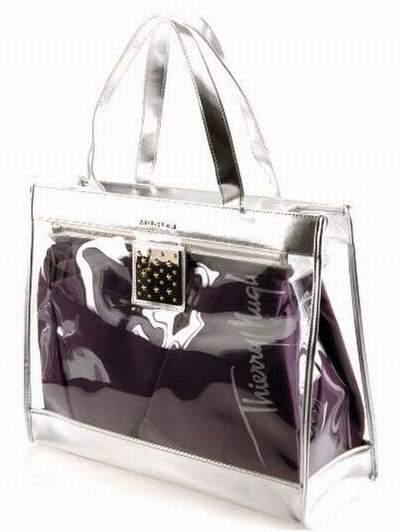 sac transparent sephora sac cabas transparent thierry mugler. Black Bedroom Furniture Sets. Home Design Ideas